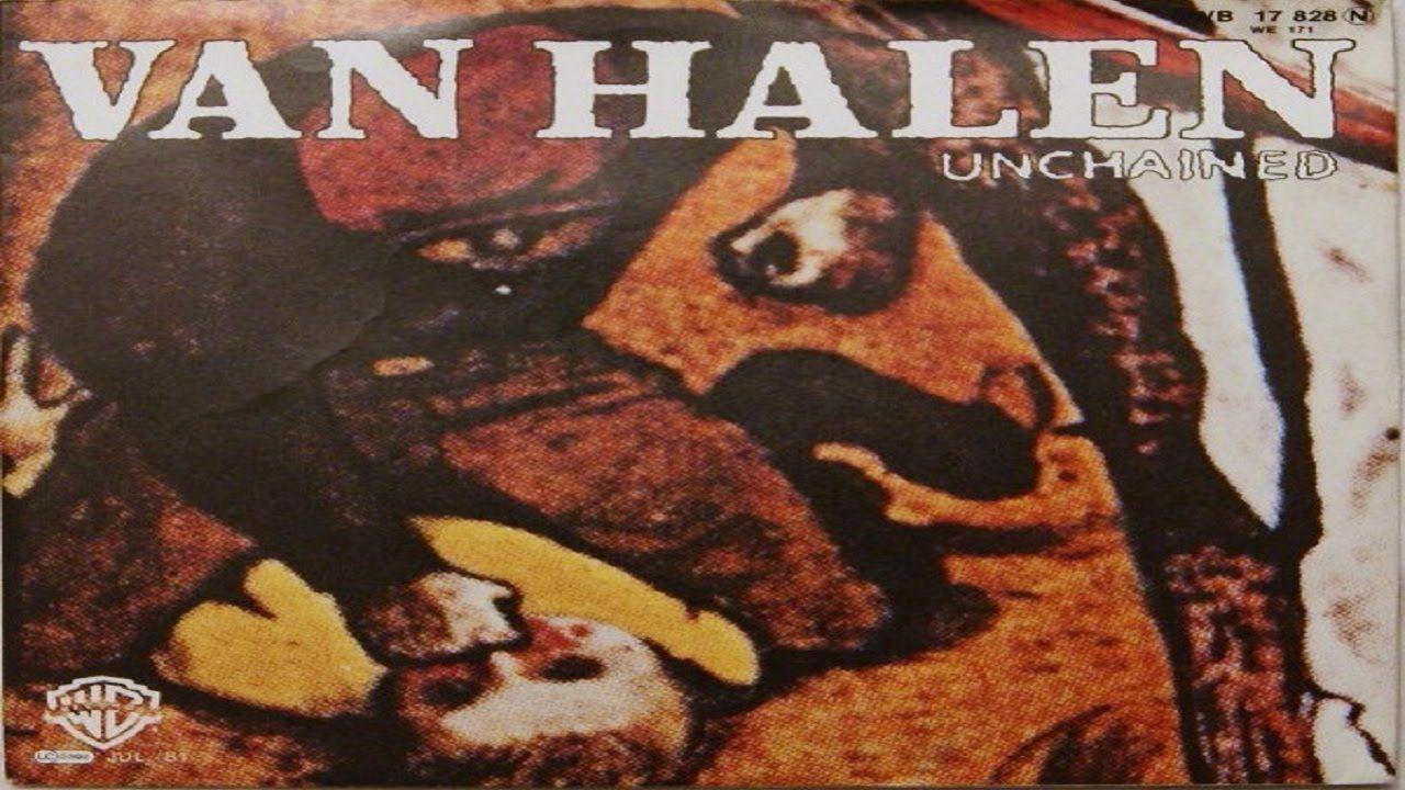Van Halen Unchained Van Halen Album Art This Is Love