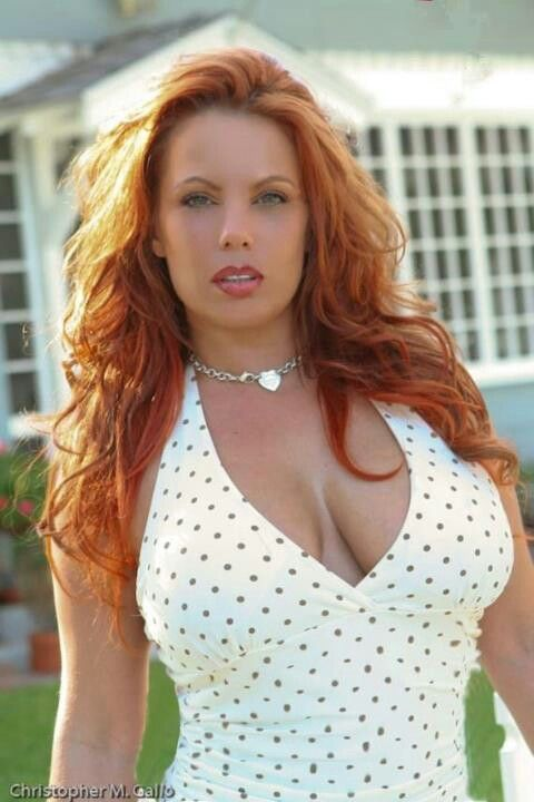 For natural redhead milf for