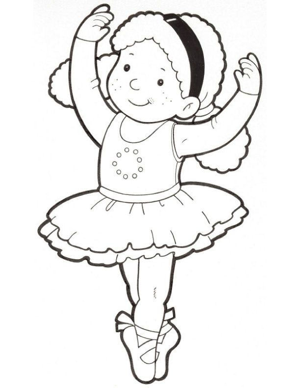 Ballerina Dance Coloring Pages Coloring Pages Art