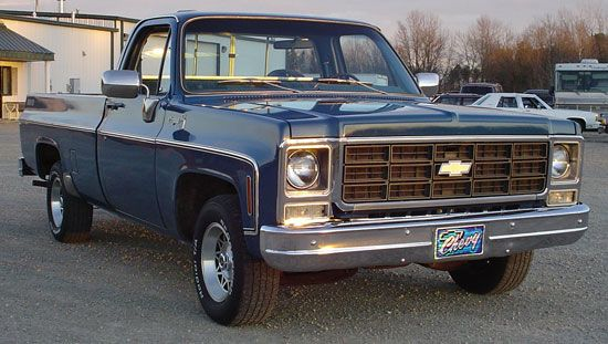 1979 Chevy Big 10 2WD Pickup 454 4bbl/TH400 | 2WD PickUp | C10 chevy