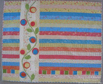 Desired Quilt #sandy gervais #moda #objects of desire #jelly roll