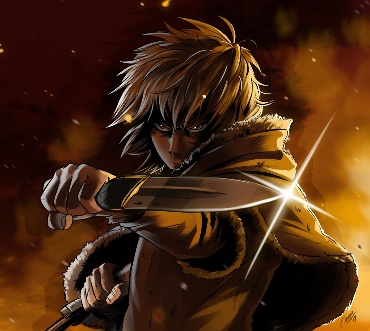 Thorfinn Karlsefni ! em 2020 Otaku anime, Tudo anime, Anime