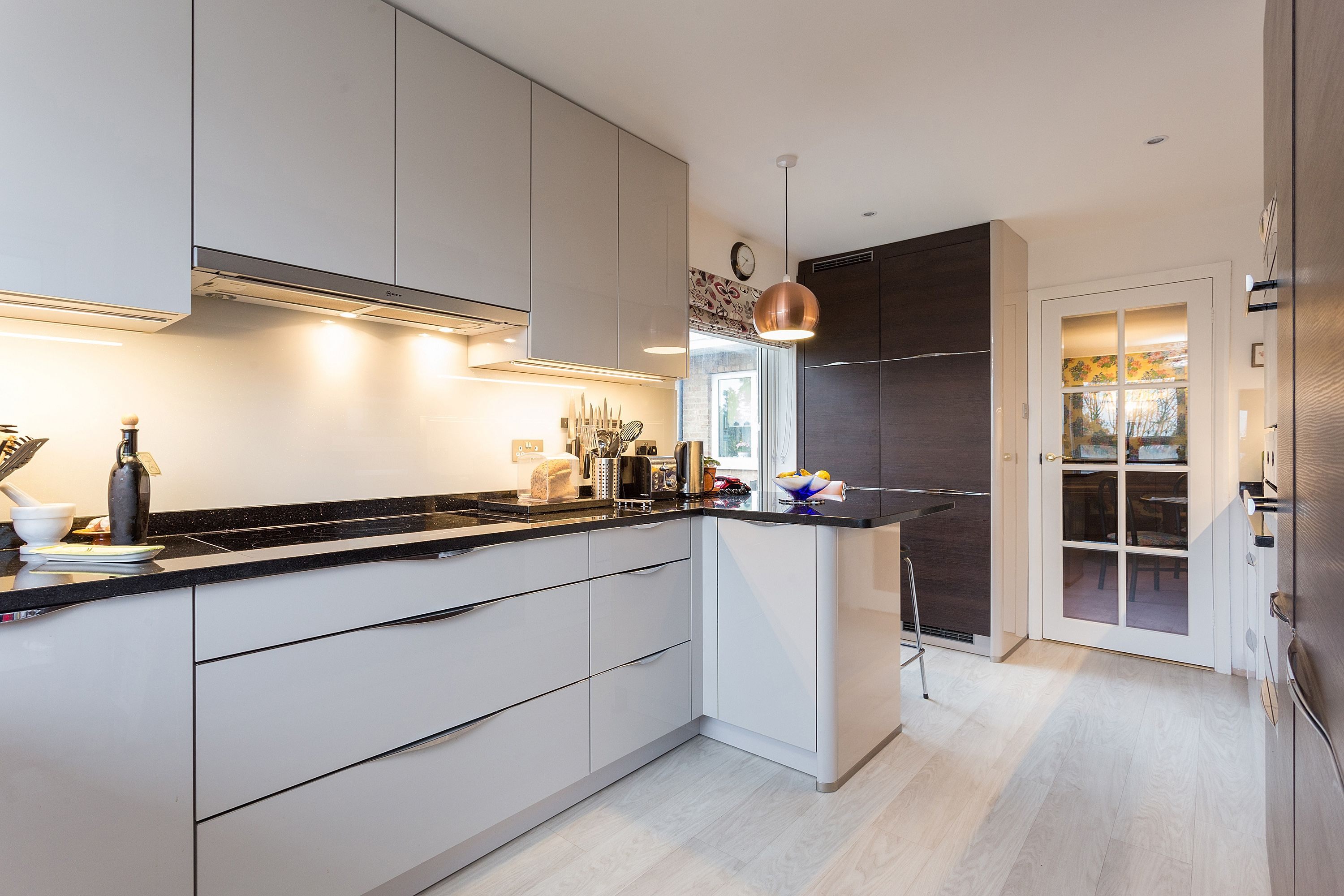 Nolte Küche Manhattan Sahara Modern Nolte Manhatten Kitchen In Wenge Gloss Sahara Units With