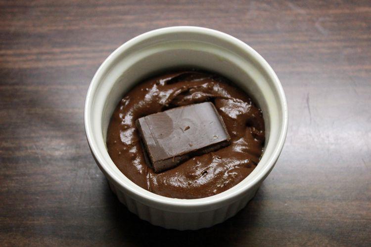 Volcán de chocolate ultra fácil!