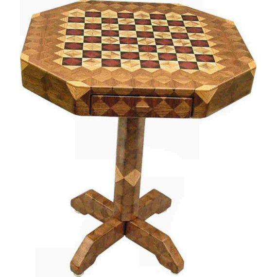 Small Chess Checker Table Chess Table Table Chairs Club Chairs