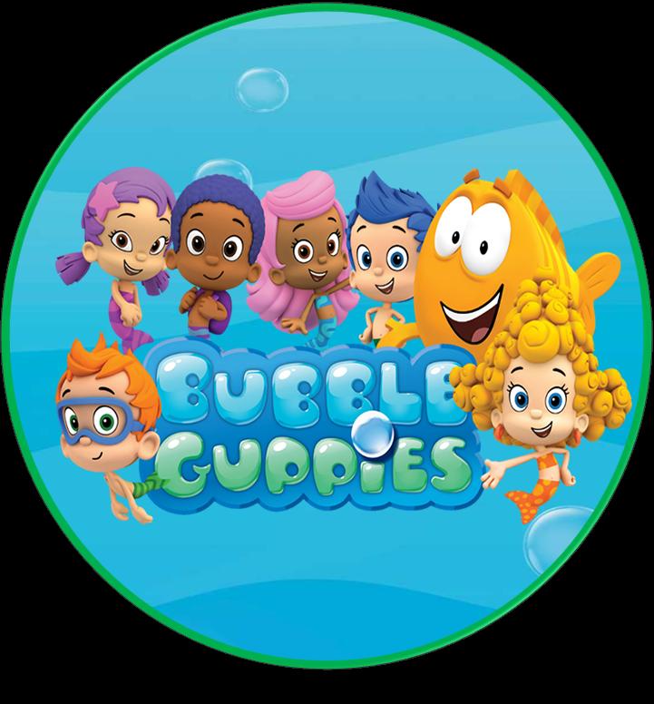 Bubble Guppies Free Printable Mini Kit Bubble Guppies Birthday Party Bubble Guppies Birthday Bubble Guppies Party