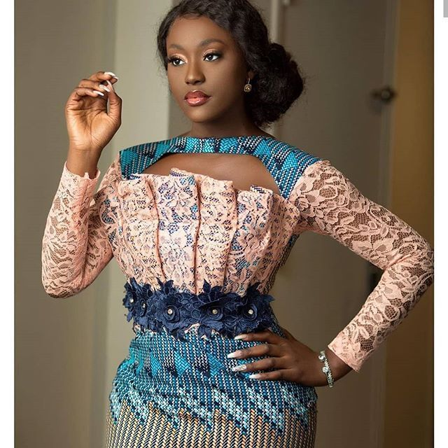 2020 Classic And Trending Long Ankara Styles to try out #africanfashion #ankaramode