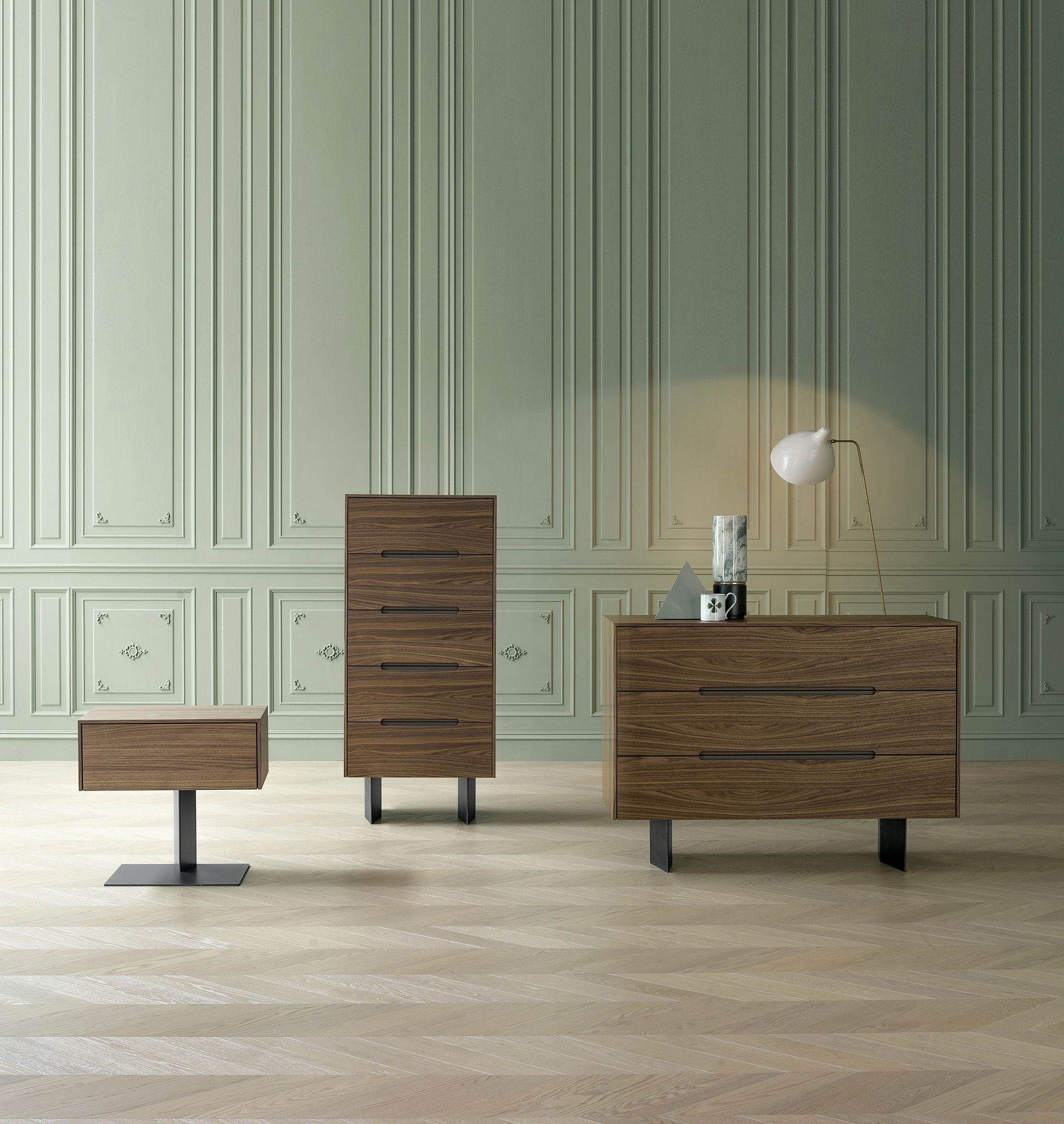 wai collection by mario mazzer for bonaldo slaapkamer commode design bedroom