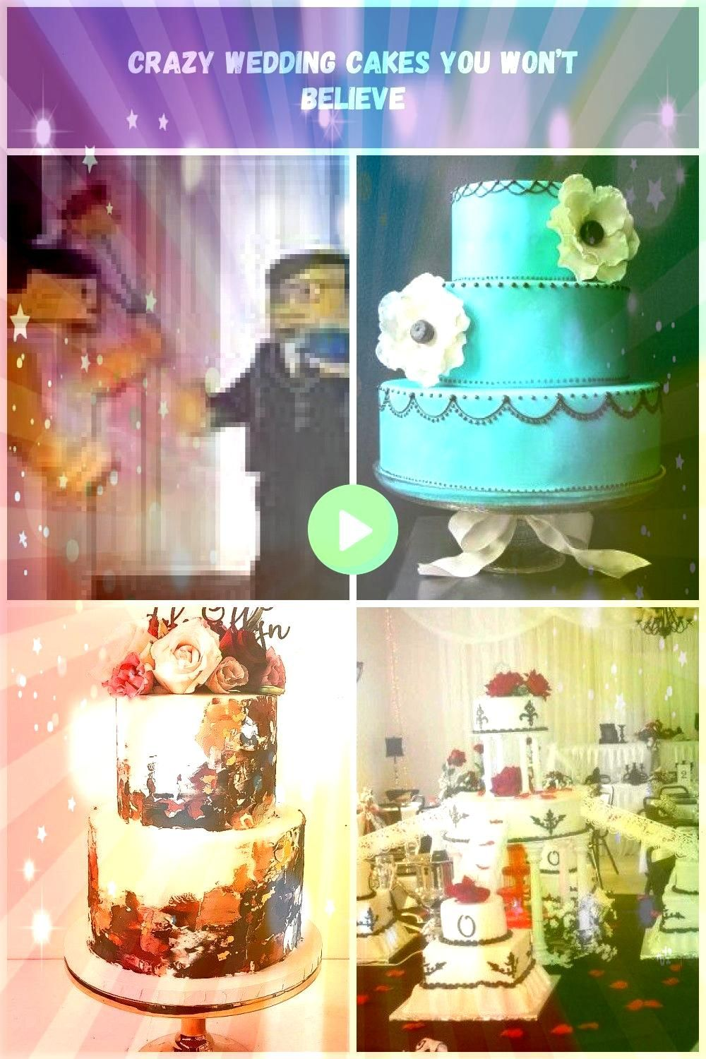 People Wedding Cake TheVine  The 100 most insane wedding cakes of all time  Life  pop culture untangledcakes crazy wedding cakesLego People Wedding Cake TheVine  The 100...