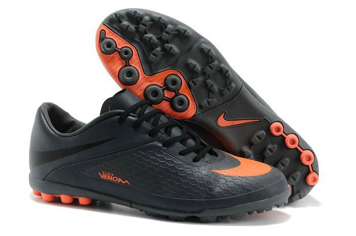 best sneakers 2db4f 8ecc5 Best Nike Hypervenom Phelon TF ACC Turf Soccer Shoes Sale Dark Charcoal  Total Crimson Black
