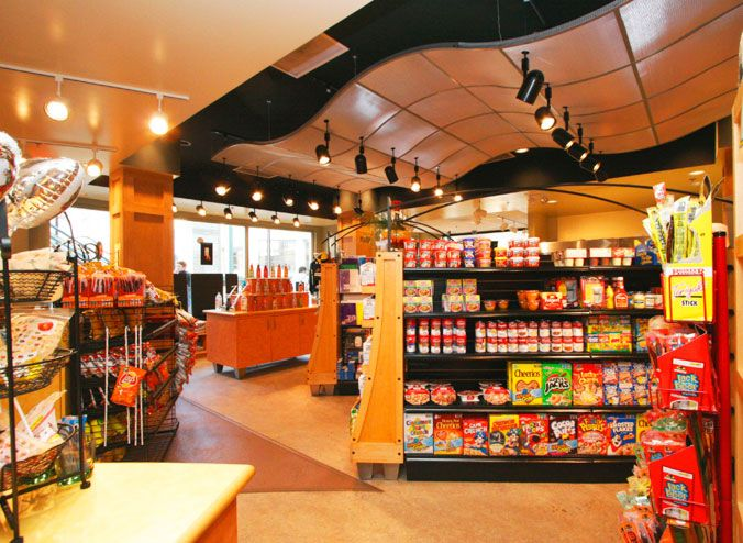 Retail Store Design Consulting From Bakergroup Watford