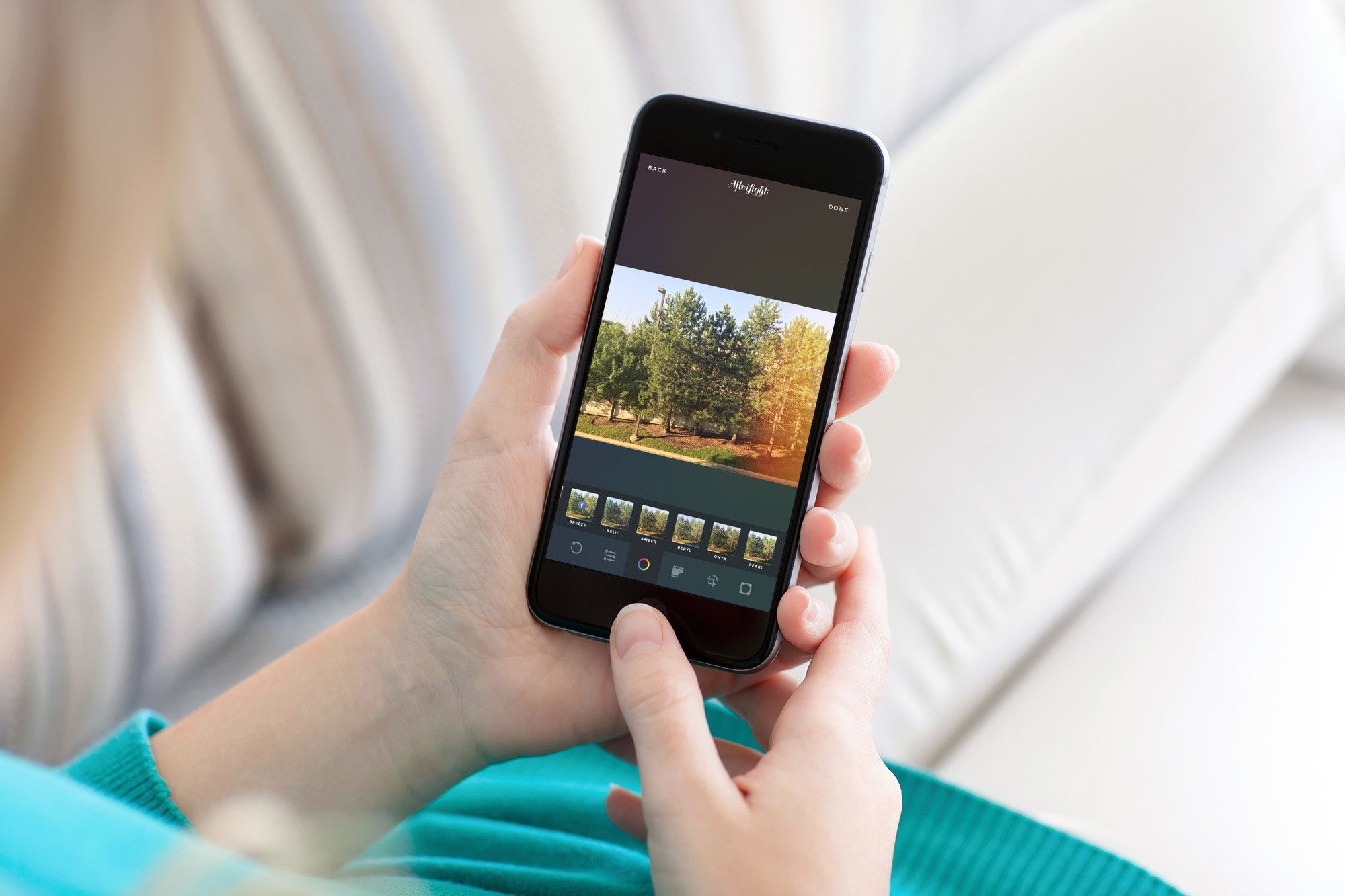 Afterlight Offers New Filters and More for Your iPhone