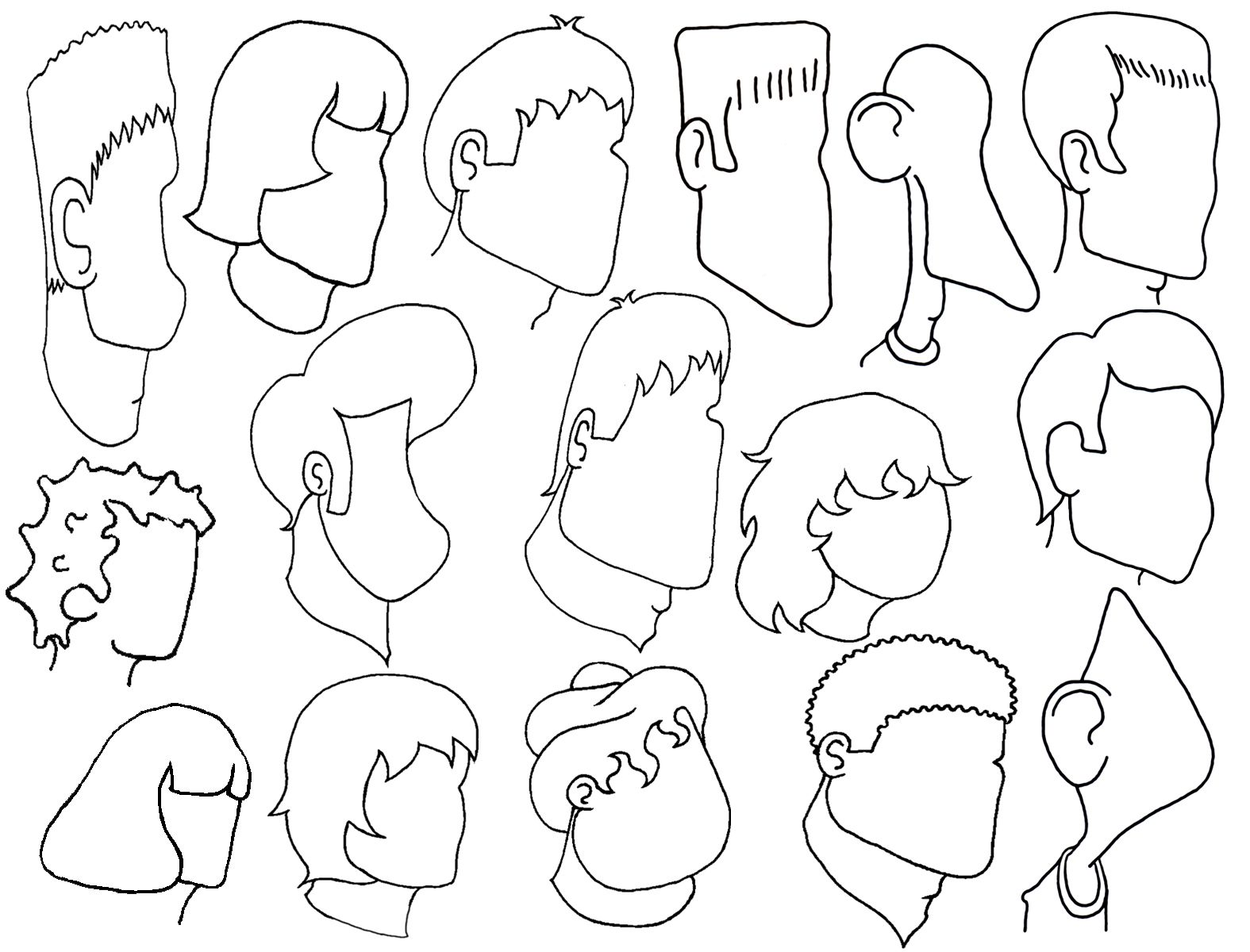 Profile characters. Features and more at site.