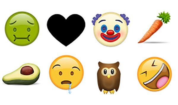 How Emojis Find Their Way to Phones | By JONAH BROMWICH | A new