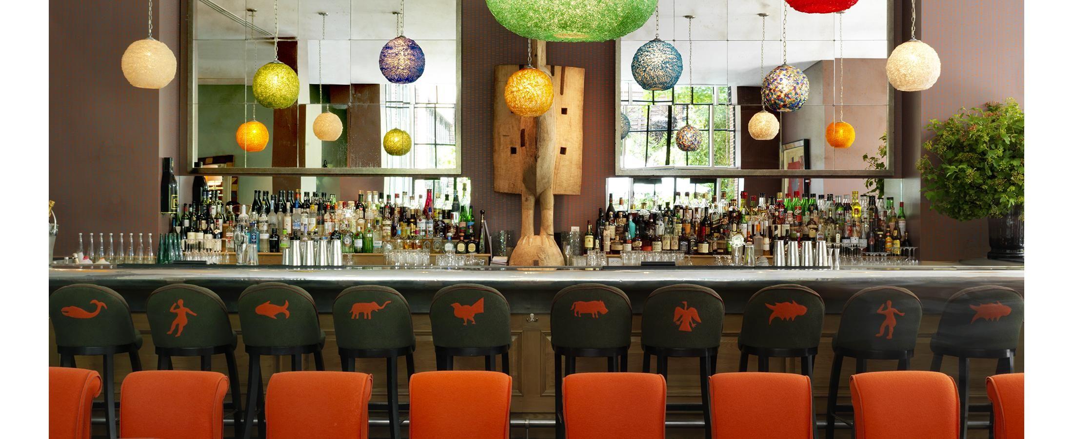 Interior Designer Of The Year Award Winner Profile Kit Kemp Mbe Andrew Martin Crosby Street Firmdale Hotels Nyc Bars