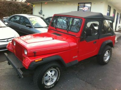 1995 Jeep Wrangler S Used Jeep Wrangler Under 5000 Dollars Http://www.