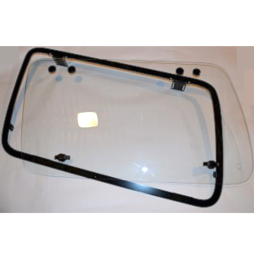 80 Series Land Cruiser Clear Auto Safety Glass Car