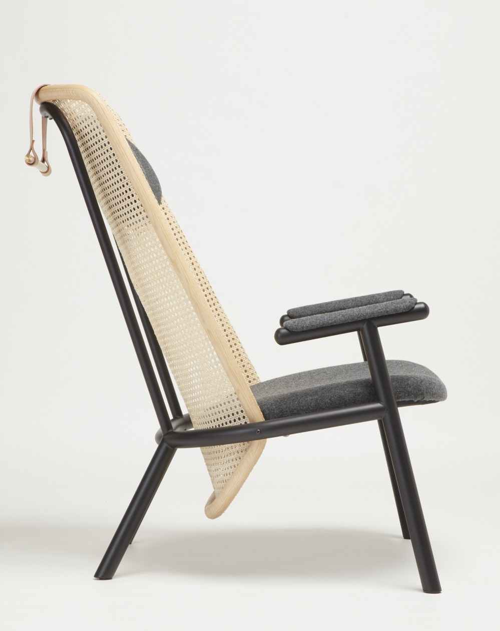 Fold Alain Gilles For Another Country Cane Cannage Rattan Rotain Seat Armchair Fauteuil Design Conte In 2020 Wooden Lounge Chair Chair Design Industrial Metal Chairs