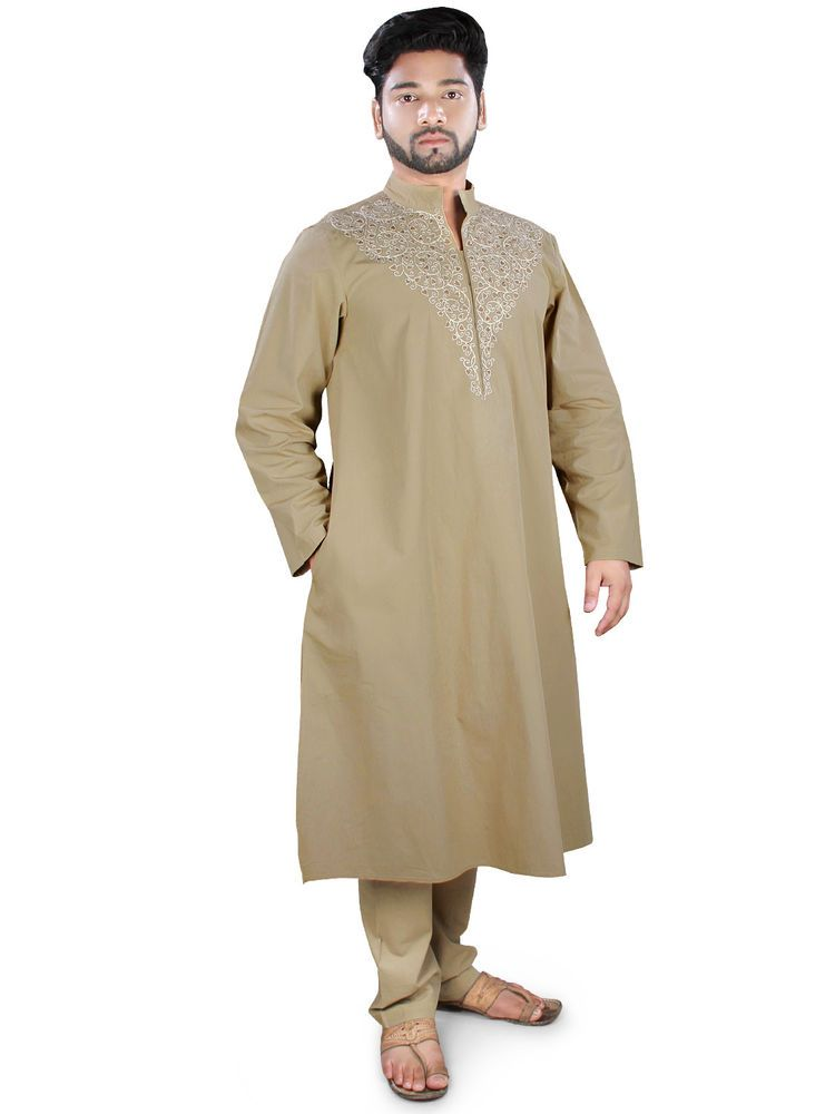 24081384fbd MyBatua Kurta Pajama Set Muslim Tunic Top & Pyjama Islamic Men's Clothing  KP-004 #fashion #clothing #shoes #accessories #mensclothing  #othermensclothing #ad ...