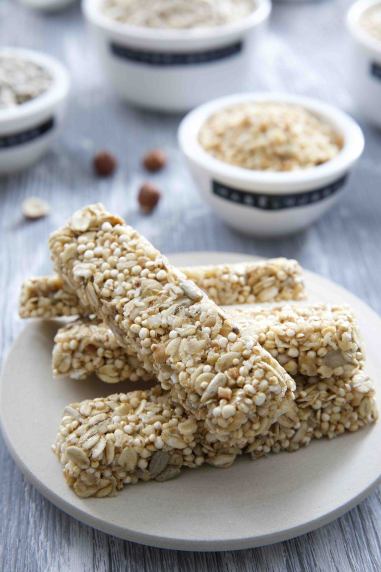 Photo of Homemade muesli and fruit bars – with and without baking