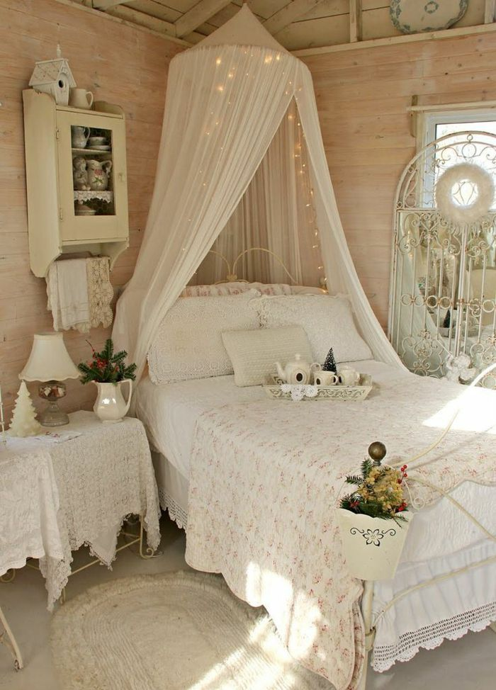 Himmelbett Vorhang Himmelbetten Schlafzimmerbetten