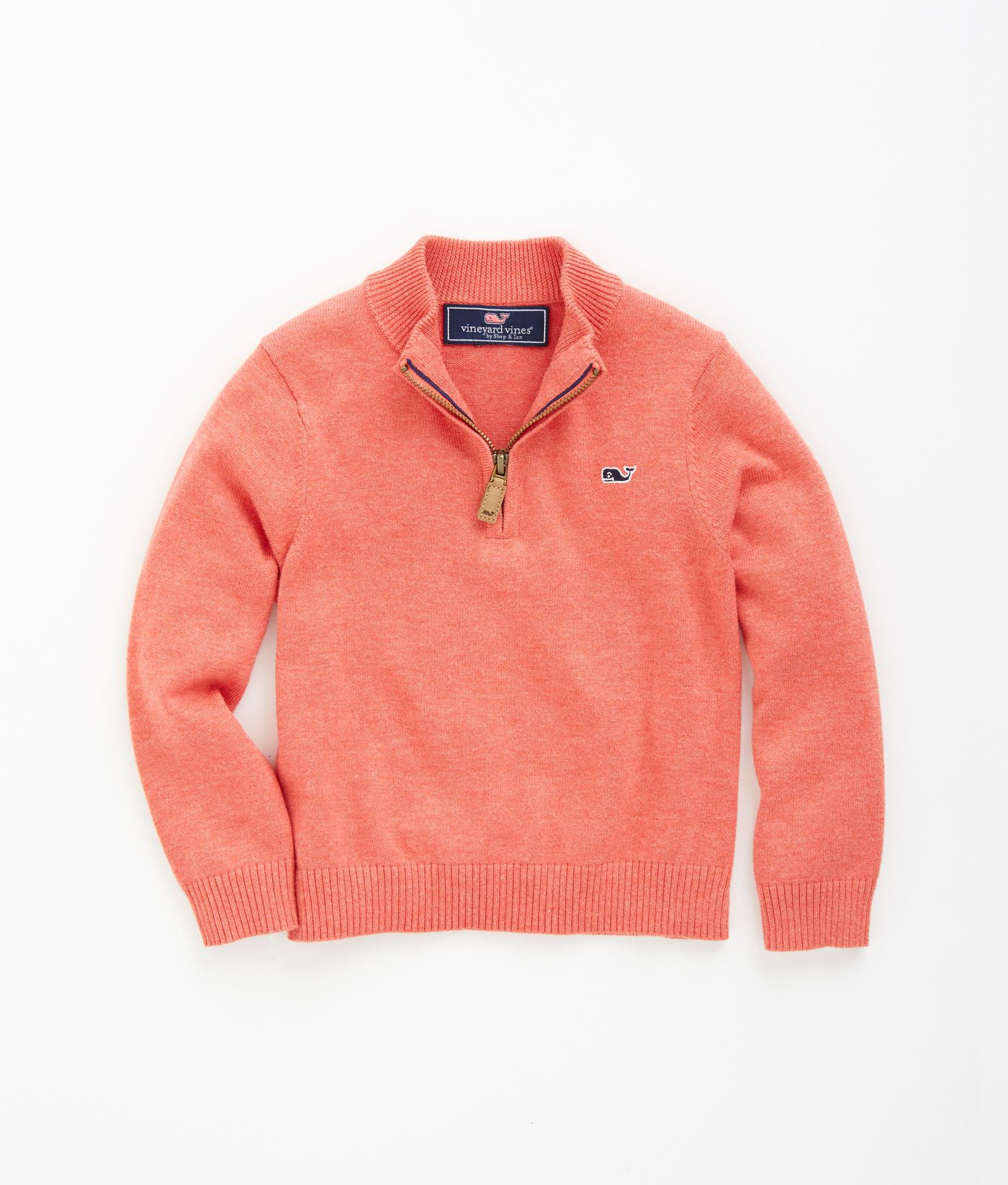 Shop Pullovers: Harbor Point 1/4-Zip Sweater for Boys   Vineyard Vines