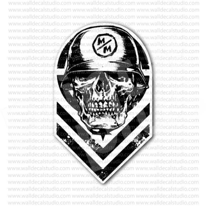 "-Free Shipping Metal Mulisha stickers /"" Antique /""  Sticker"