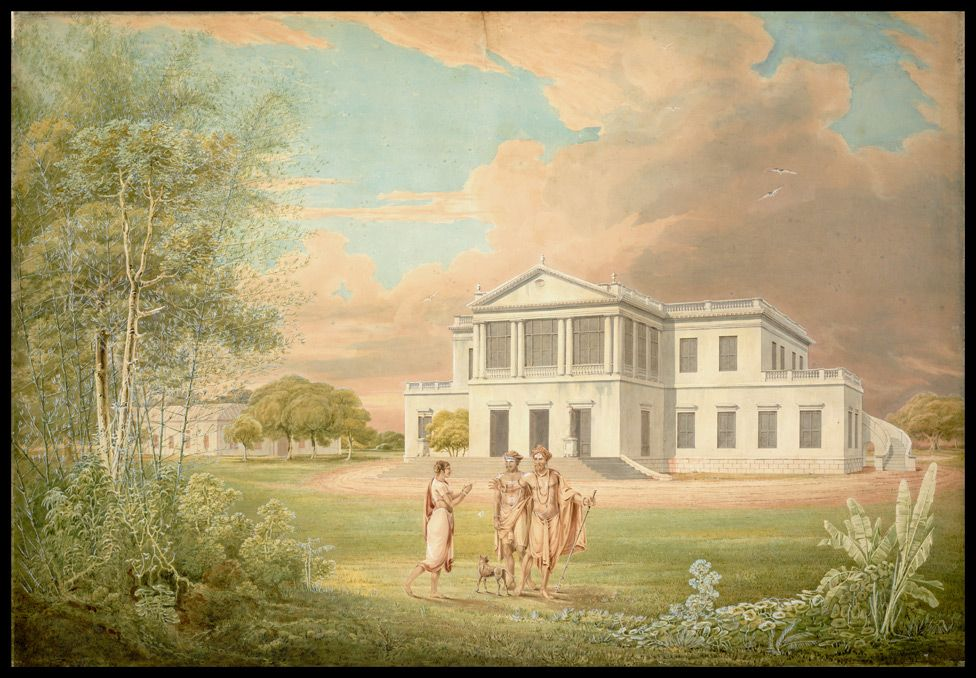 Thomas Andrew Lumisden Strange Thomas Strange Colonial India