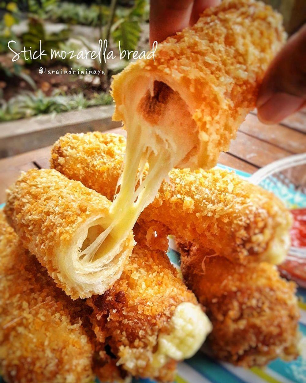 Resep Homemade Mozarella Cheese Oleh Jenny Resep Resep Makanan Beku Resep Masakan