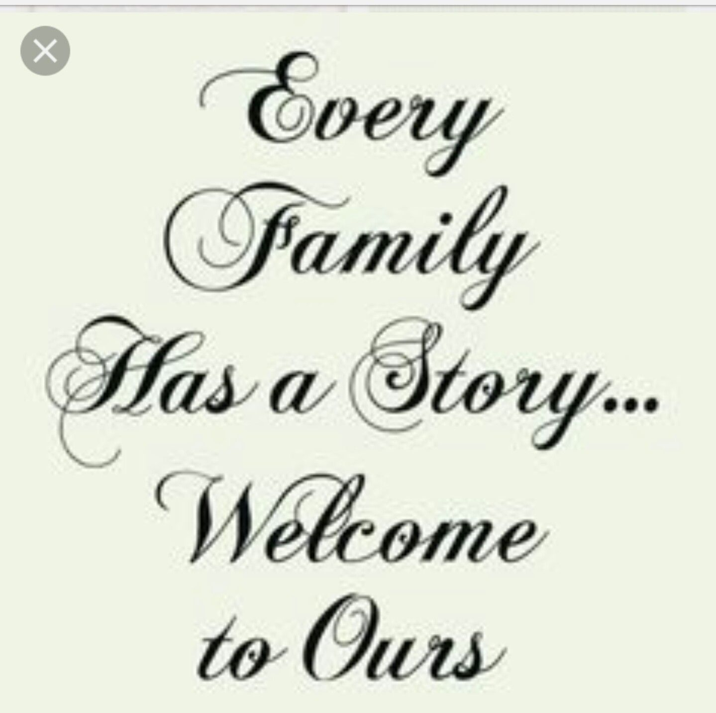 Love Our Family Love Our Story My Amazing Sexy Hubby Always Says The