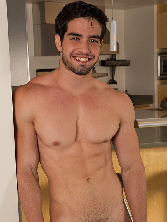Sean Cody Model Man Beard Smiley Faces Hot Men