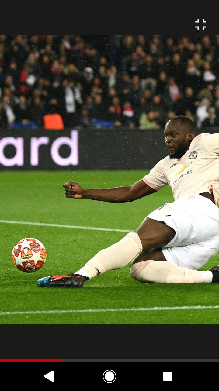 Lukaku scores against PSG 31 famous win for Ole and the