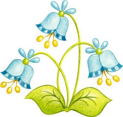 dibujos de flores de colores  Si hay algo ms alegre y bello son