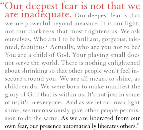 An Excerpt Of Marianne Williamson's Book A RETURN TO LOVE It's Spot Gorgeous A Return To Love Quotes
