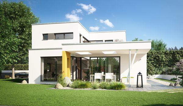 Fertighaus Valentino von Büdenbender Haus bauen, Haus