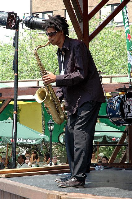 Cool Jazz by caribb, via Flickr