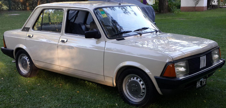 Fiat 128 Super Europa 1987 Http Www Arcar Org Fiat 128 1987