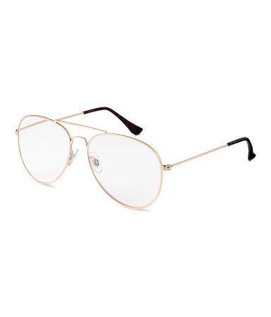 7475492f11 Gafas para leer | Dorado | Mujer | H&M PE | ropa *-* in 2019 ...