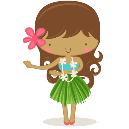 freebie of the day hula girl freebies pinterest hula girl rh pinterest com cartoon hula girl clipart hawaiian hula girl clipart
