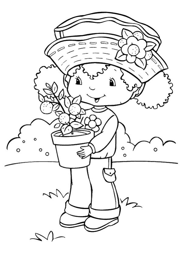 20 Beautiful Strawberry Shortcake Coloring Pages For Your Little Ones Strawberry Shortcake Coloring Pages Coloring Pages Cool Coloring Pages