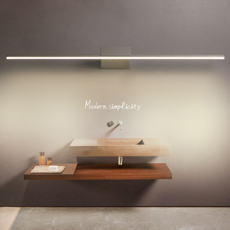 NEO Gleam Black/White 400/600/800/1000/1200mm Led bathroom mirror