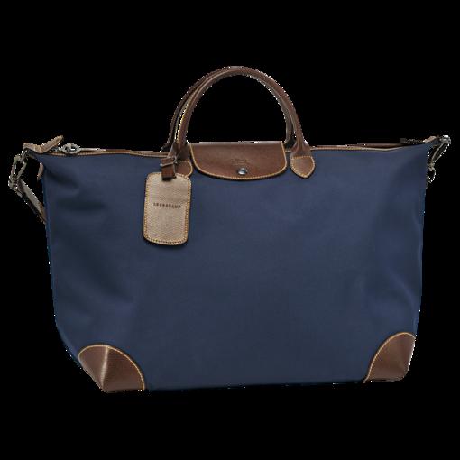 Borsa Cabin blu viaggio Longchamp Boxford Luggage da rwzpfr