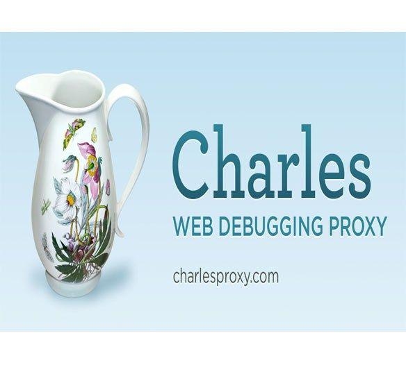 Charles web debugging proxy free download.