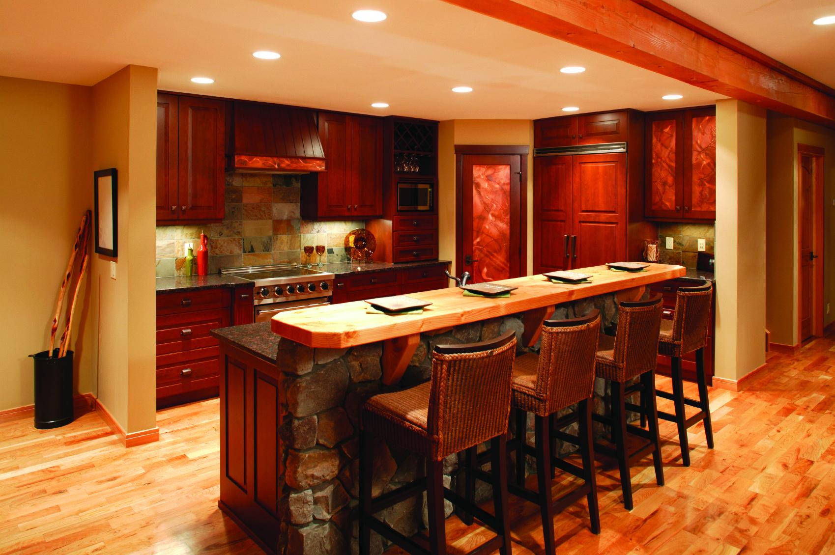 Retrofit Led Downlight For Recessed Lighting Kitchen Remodel Kitchen Flooring Kitchen Island Design