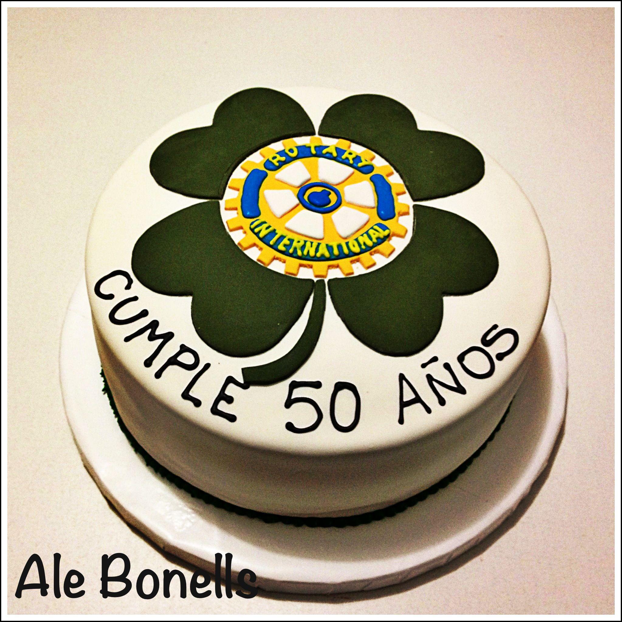 Los 50 años del Rotary