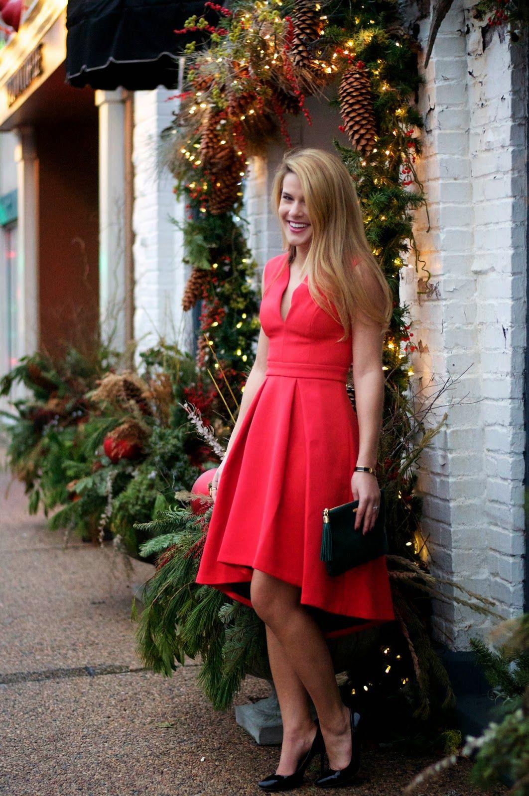Holly Jolly Christmas Dress Dresses, Little red dress