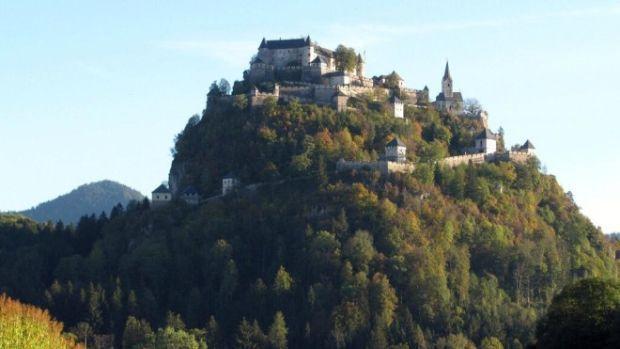 Hochosterwitz Castle, Austria 16 Real Life Fairytale Castles around the World - BlazePress