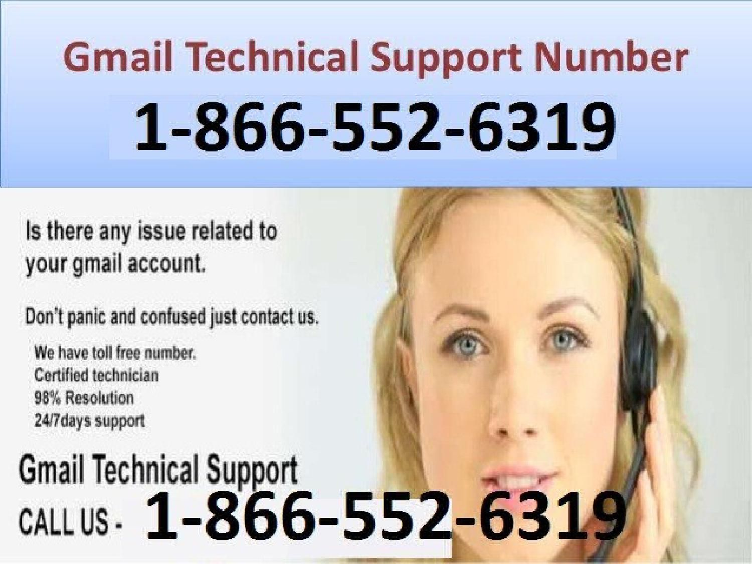 Gmail Technical Support Number 18665526319 Email