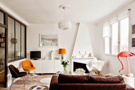 Vintage woonkamer van Elodie | Woonkamer | Pinterest