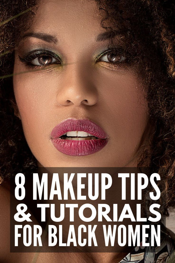 Makeup Tips for Dark Skin 8 Products and Tutorials Dark